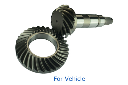 Spiral Bevel Gear (Vehicle)