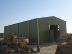 Pre Engineered Warehouse in  New Area
