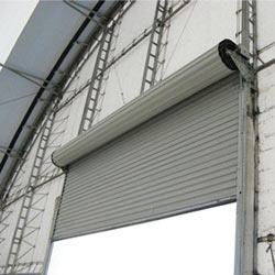 High Speed Automatic Rolling Shutters