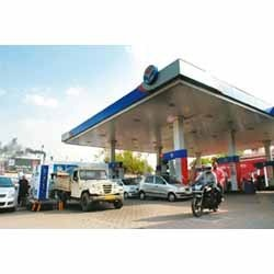 Canopy For Petrol Pump