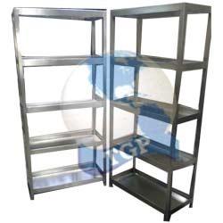 Machines Stainless Steel Storage Rack