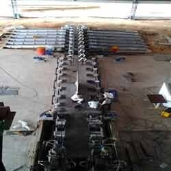 Roller Table View Casting Machines