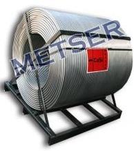 Calcium-Silicate Cored Wire
