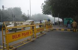 Roadside Barricade