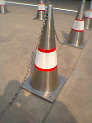 Stainless Steel Traffic Cones