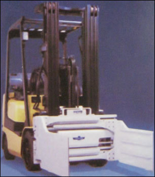 Bale Roll Clamp Forklift