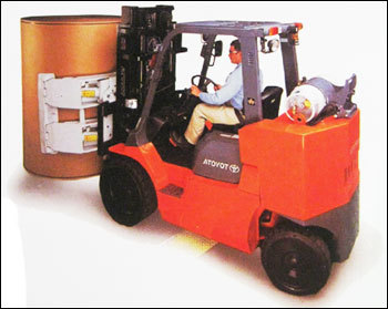 Paper Roll Clamp Forklift