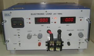 Electronic Load Tester