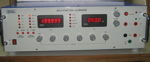Multi Function Calibrator 5.5