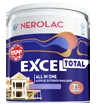 Decorative Paint (Excel Total All In One Acrylic Exterior Emulsion)