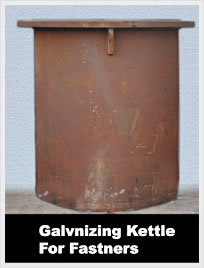 Fastener Galvanizing Kettle in  Manjalpur (Vdr)