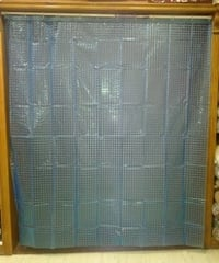 Shower Curtains Chilmon With Net
