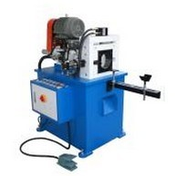 Single-Ended Hydraulic Pressure Chamfering Machine