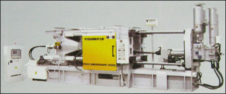Cold Chamber Die Casting Machine - PRODUCTION AIDS AND
