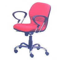 Revolving Office Chairs With Adjustable Armrest