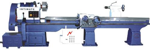 Semi-Automatic Hydraulic Lathe Machine