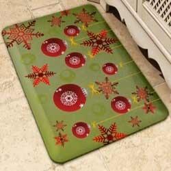 Holiday Pattern Mats
