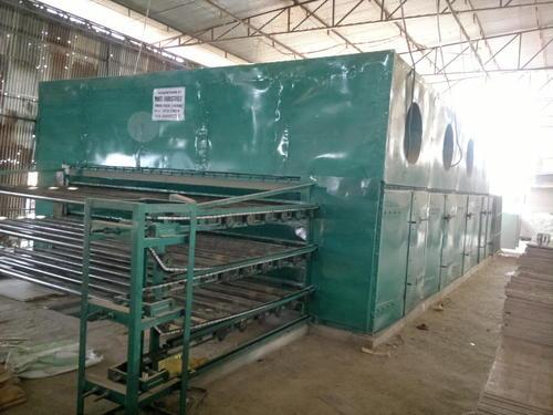Veneer Dryer Diesel (Without Boiler)