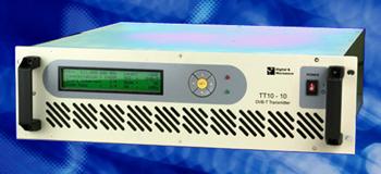 DVB T/T2 Transmitter - 100W