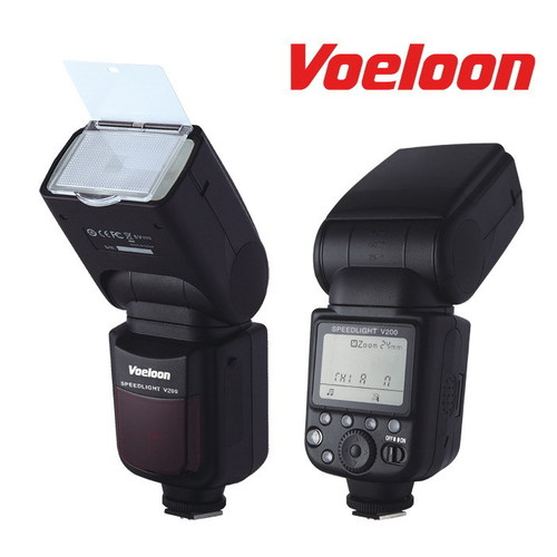 Voeloon V200 Flash Speedlight
