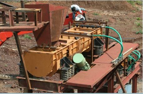 Bulk Handling Belt Conveyors