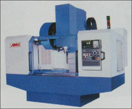 Cnc Machining Centers (Mcv-550)