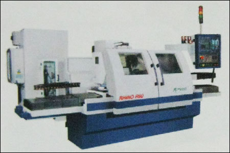 Crank Shaft Journal And Pin Grinding Machine