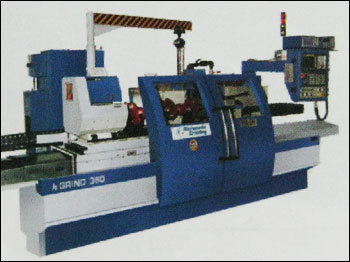 Heavy Duty Production Cnc Cylindrical Grinder Machinery