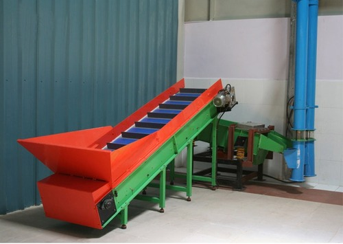 Link Chain Conveyors