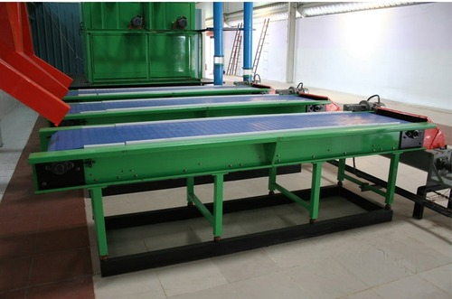 Plastic Link Chain Conveyors