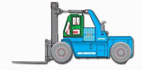 25 Ton Capacity Forklift