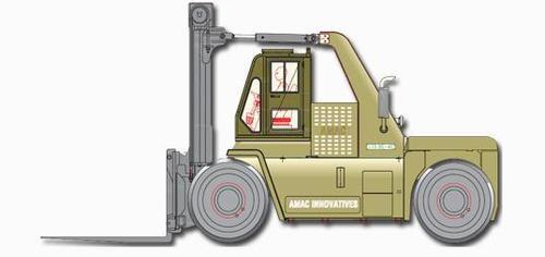 30 Ton Capacity Forklift (Lta 30)