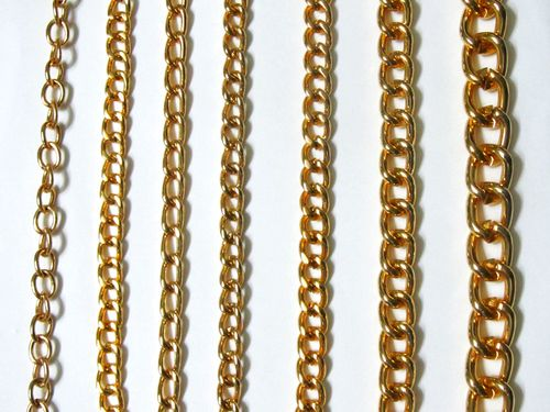 Bag Brass Chains
