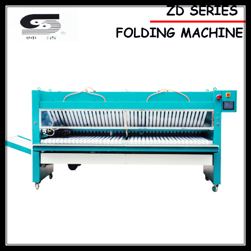 Automatic Hotel/Hospital Bed Sheets Folding Machine In Fengxian District