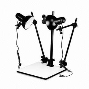 Photographic Copy Stand With Quick Release Plate 58cm