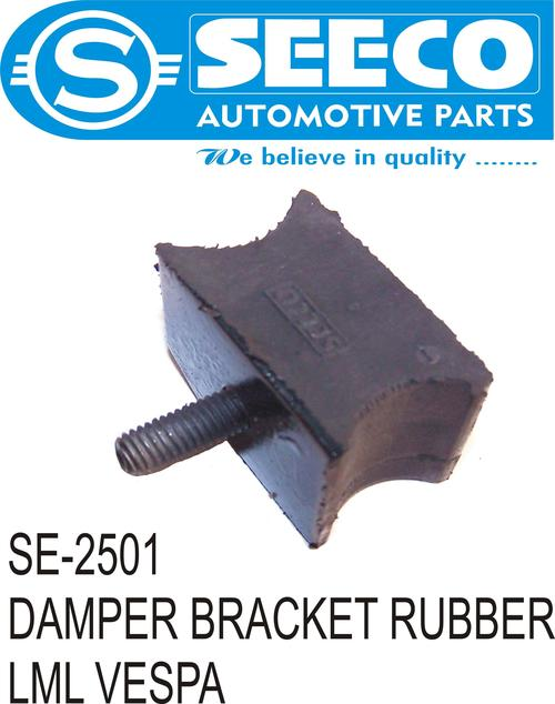 Damper Brackets Rubber