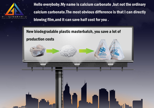 100% Biodegradable Plastic Raw Material at Best Price in