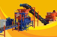 Automatic 6 Brick Machine in   RTO SITE