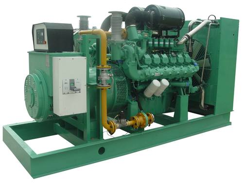 Biomass Gas Operated Power Generators