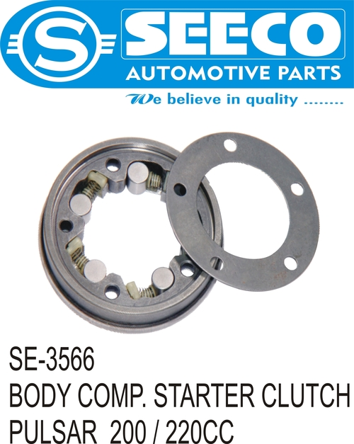 Body Comp. Starter Clutch