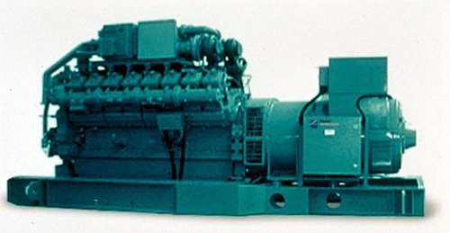Gas Based Power Generator