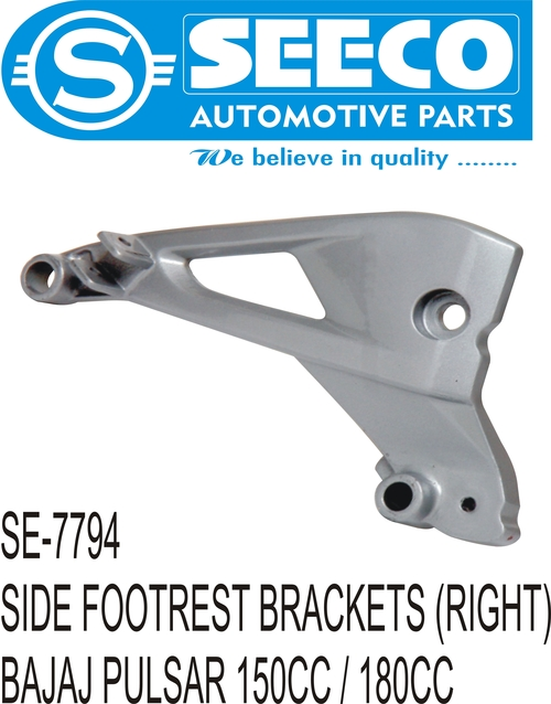 Side Bracket Footrests