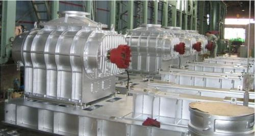 Stainless Blowers
