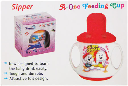 Stylish Baby Sipper Cup