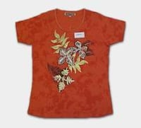 Girls Cotton Printed Tops