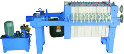 Automatic Hydrulic Filter Press