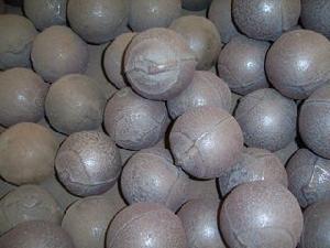 Round Casting Iron Steel Ball