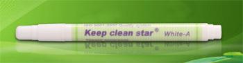 White A Marking Pen