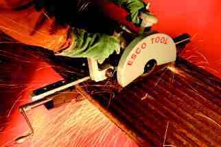 Cutmaster Universal Air Powered Saws