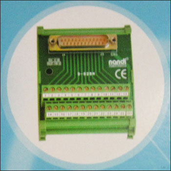 25 Pin D-Sub Male Connector